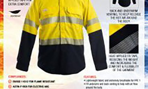 OFV101-MULTITEK-SHIRTS-NAVY-YELLOW-VENTED-PPE-1-212x300